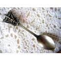 Petite cuillère plaque Camelot