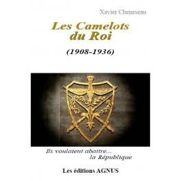 """Livre """"Les Camelots du Roi"""" de Xavier Cheneseau"""