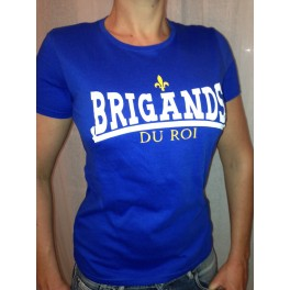 "T-Shirt ""Brigand du Roi"" femme"