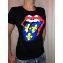 """T-Shirt """"Roycko'n Roll"""" femme"""