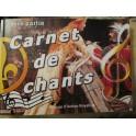 carnet de chants partie 1 Médiéval à Louis XVI couleur