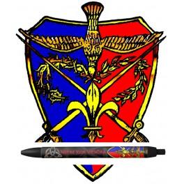 """Stylo """"Souvenir"""" Camelot du Roi-Notre jour viendra"""