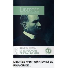 Libertés n° 36