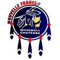 Autocollant Nouvelle-France