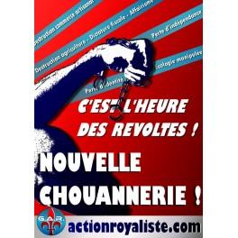"""Lot de 25 affiches """"Nouvelle Chouannerie"""""""