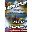 """Lot de 25 affiches """"Agriculture"""""""